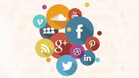 Social-media marketing